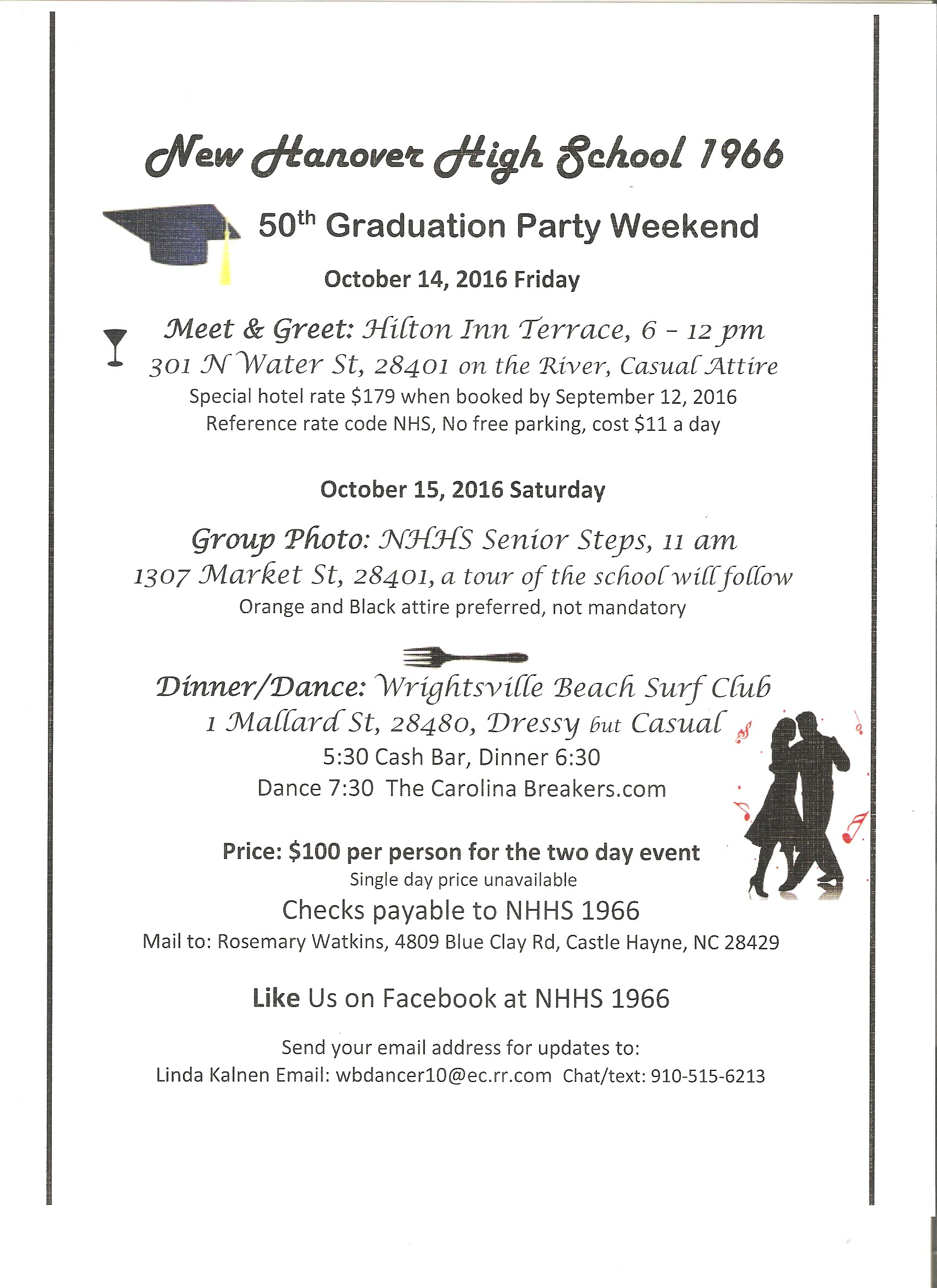 NHHS Invitation