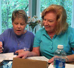 Linda S Fedler, Linda Kalnen review Paid list of pre registered classmates.